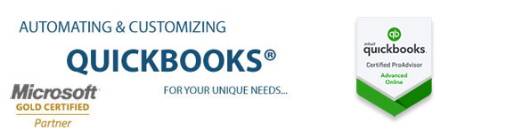 Automating & Customizing QuickBooks® for Your Unique Needs