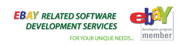 eBay Related Software Development Services